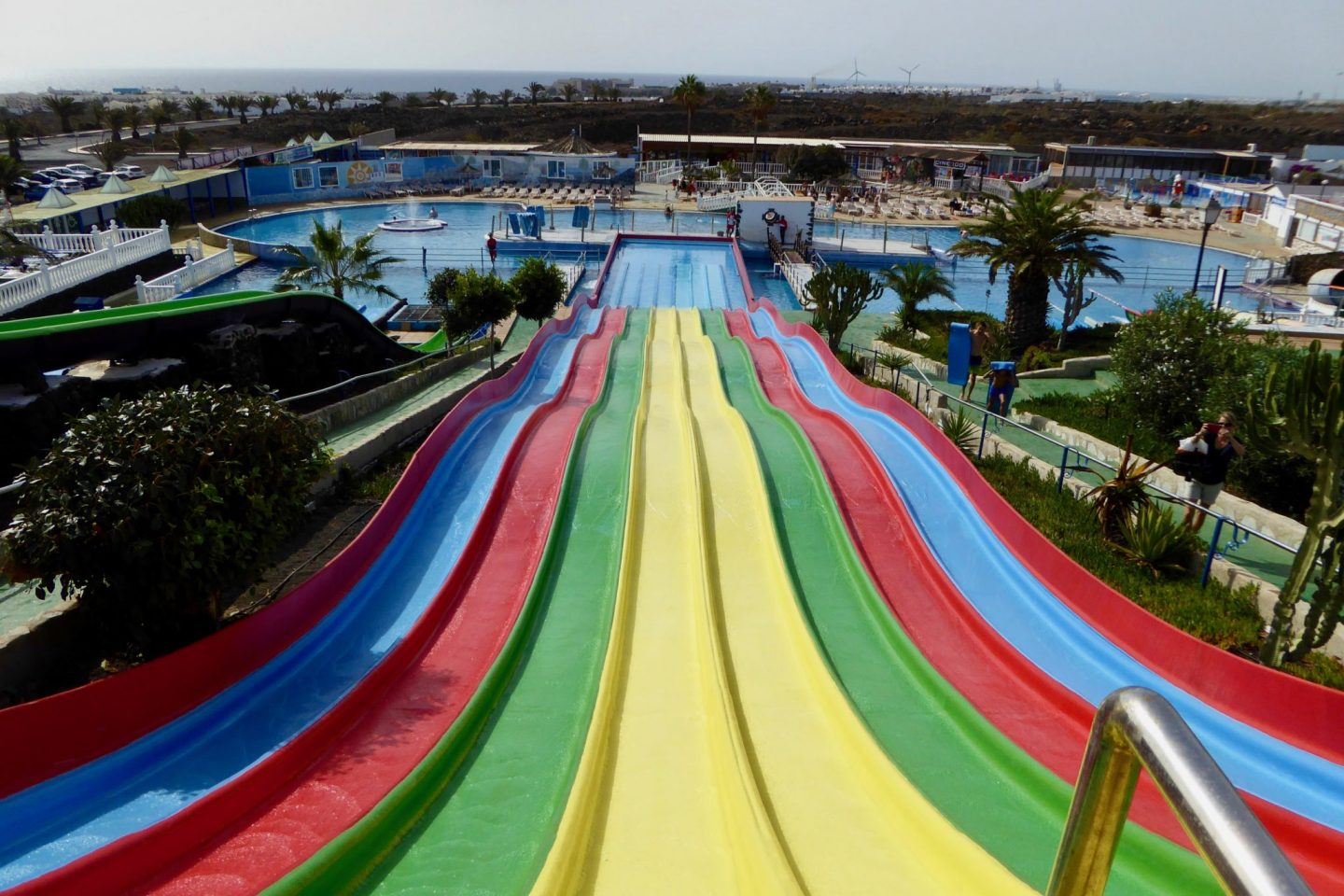 What to do in Lanzarote with kids - aqua park
