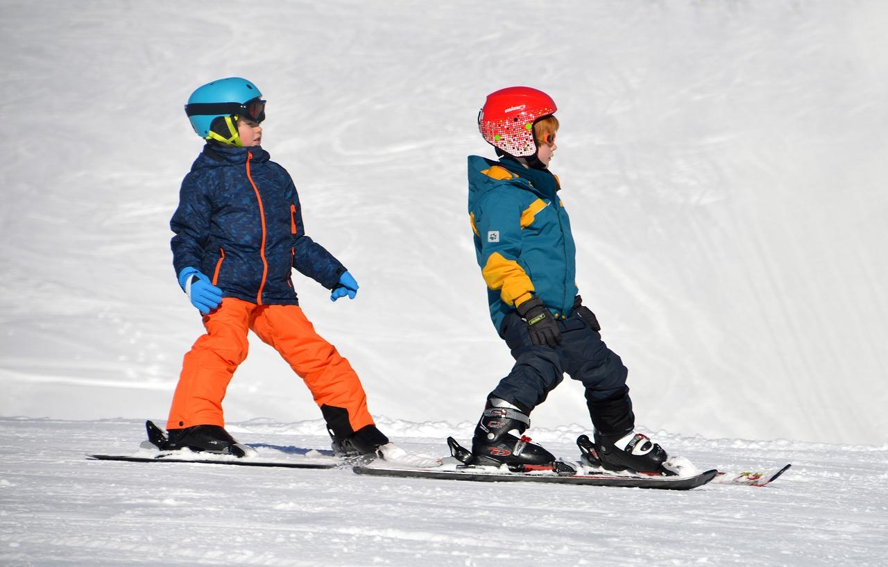 family ski holiday winter 2018