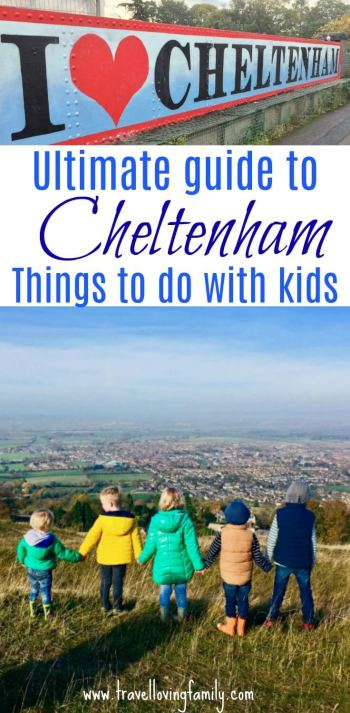 This 'Guide to Cheltenham: Things to do with kids' will be helpful whether you are planning a family holiday or just a family day out in Cheltenham.It features the BEST things to do in Cheltenham with kids, including the most kid friendly Cheltenham restaurants,rainy day ideas and budget friendly Cheltenham days out. The aim of this guide is to ensure you and your family have a memorable time when visiting the regency spa town.