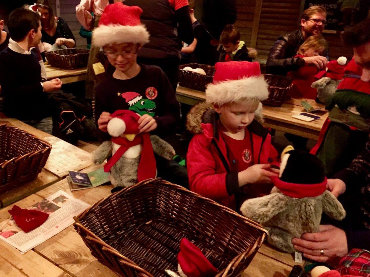 Lapland UK is it worth the money?  making toys