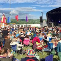 5 reasons why you should take your kids to Wychwood Festival in 2018!