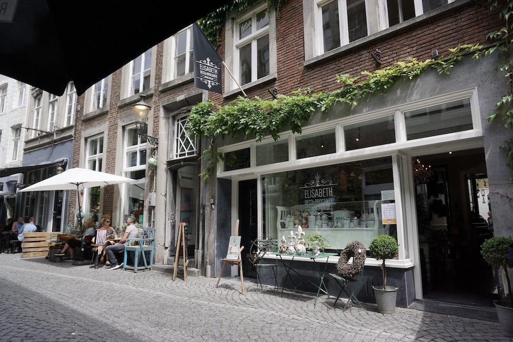 Jekerkwartier Maastricht Nederland