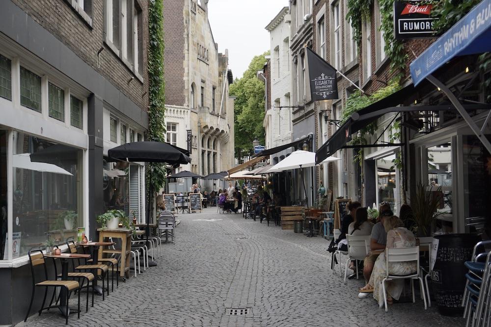 Uit eten Maastricht Nederland