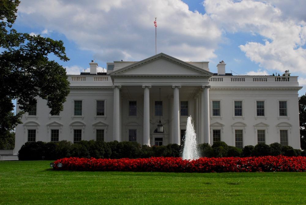 Witte Huis Washington D.C. Verenigde Staten