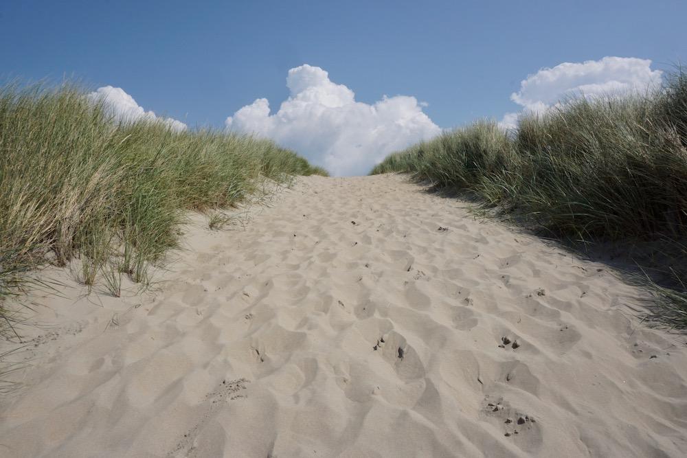 Strand-Zuid Zandvoort Nederland