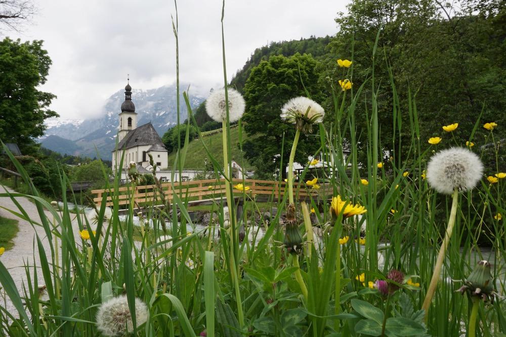 Ramsau bei Berchtesgaden Duitsland