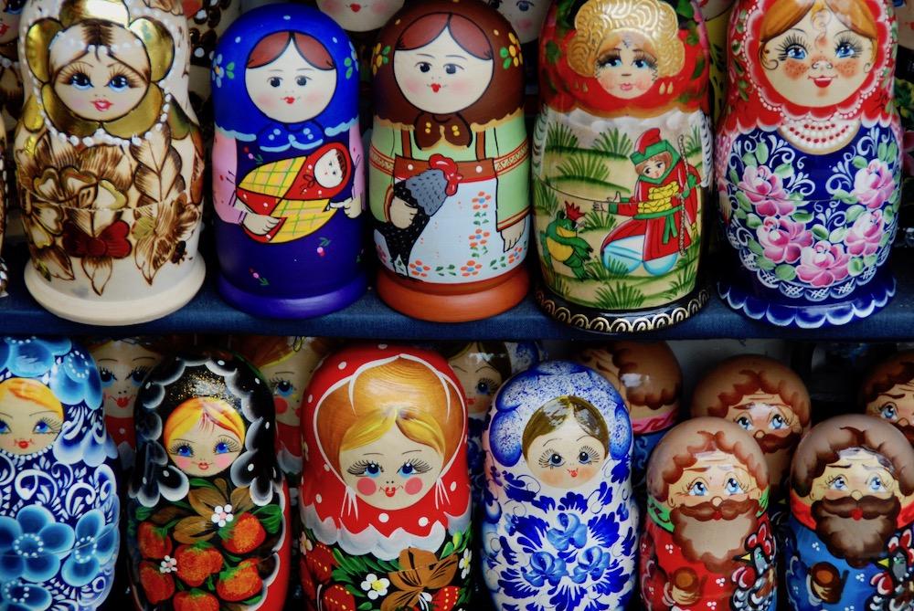 Doen in Sint Petersburg Rusland