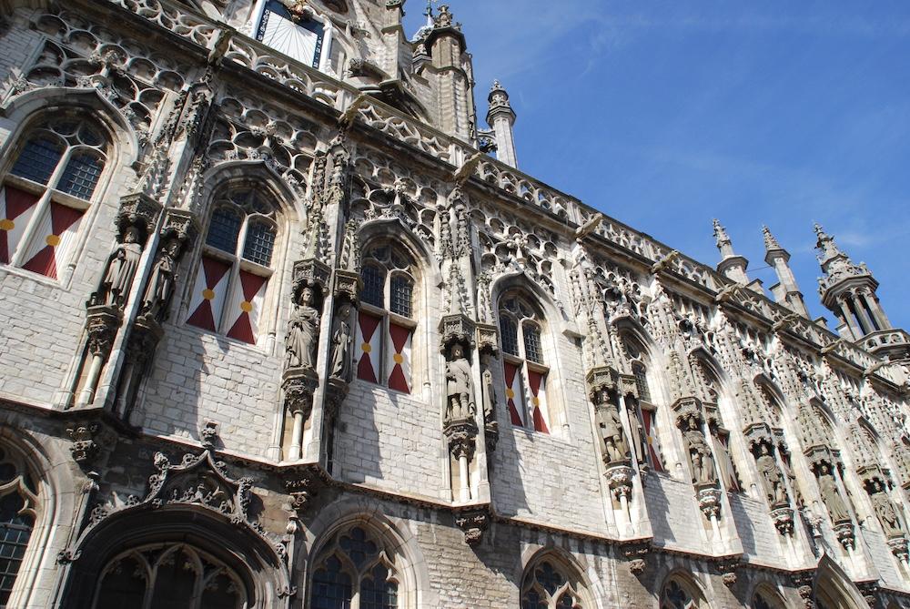 Stadhuis Middelburg Nederland