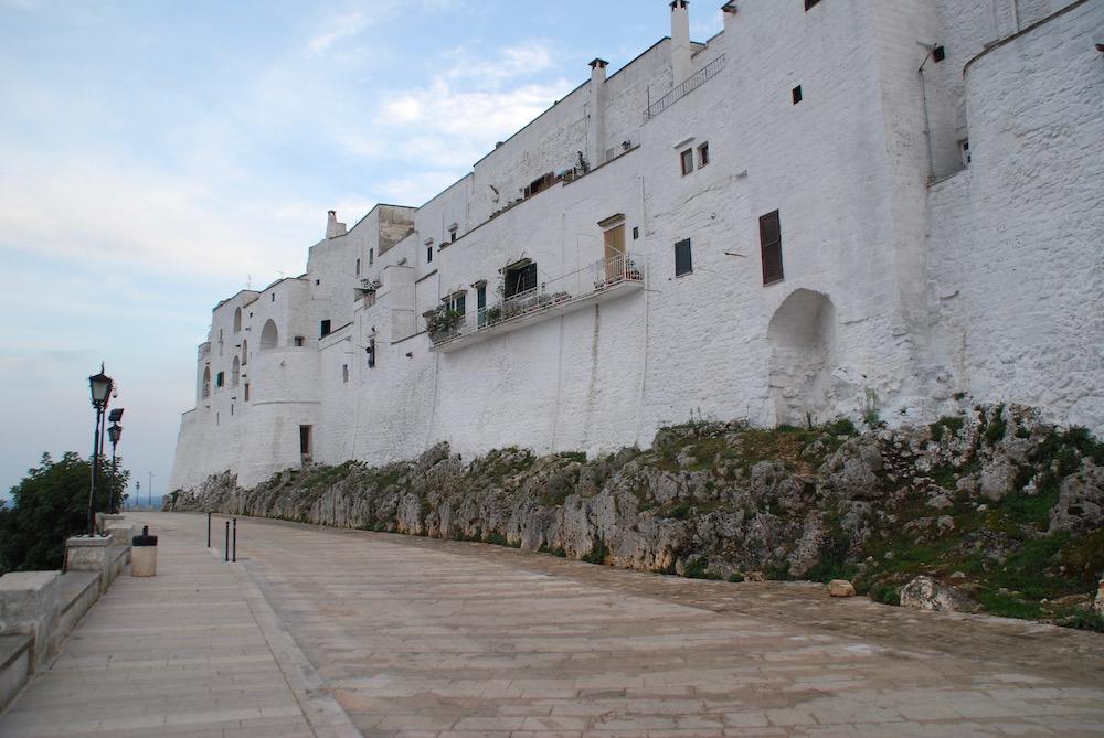 Ostuni Puglia Italië