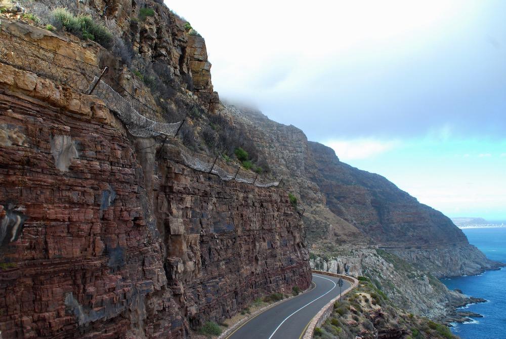Chapman's Peak Drive Kaapstad