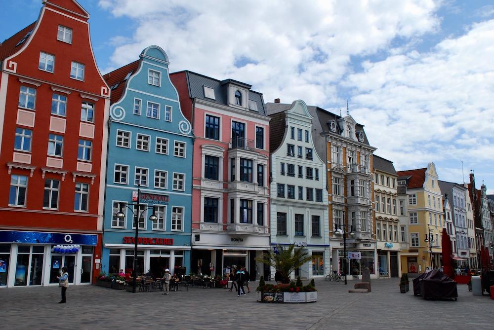 Rostock Duitsland