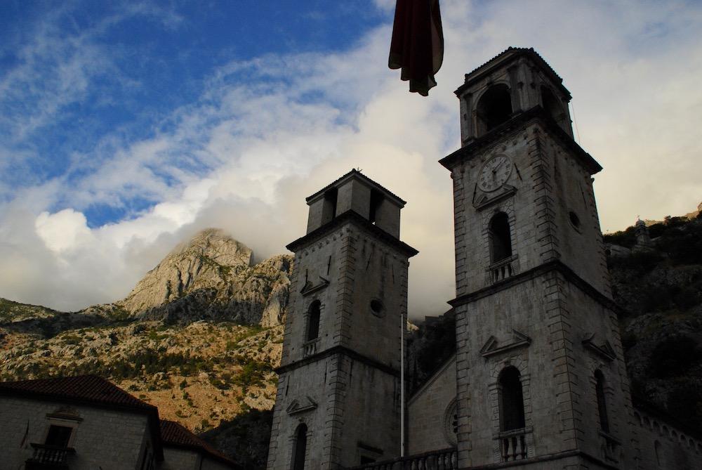 Kathedraal van St. Tryphon Kotor Montenegro