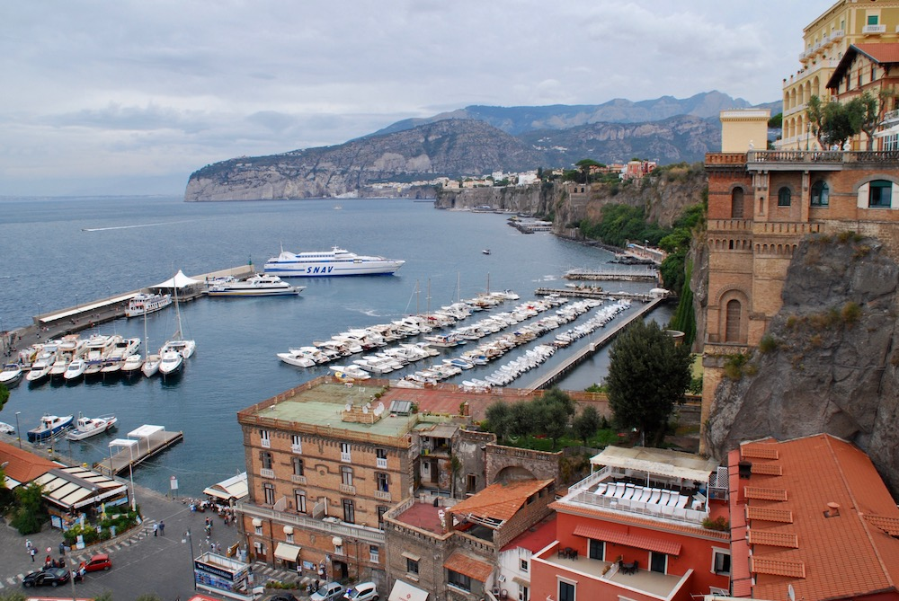 Sorrento Italië