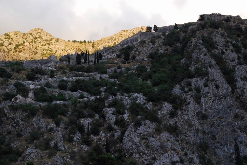 Sveti Jovan Kotor Montenegro