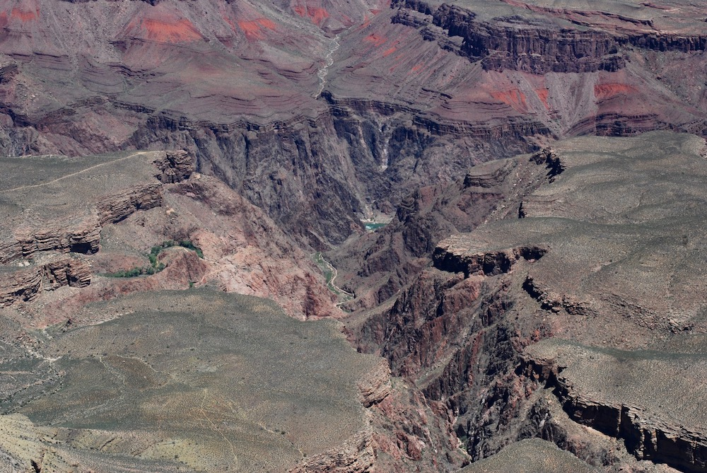 Route roadtrip Amerika Grand Canyon National Park