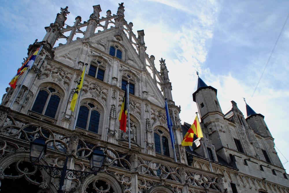 Stadhuis Mechelen België