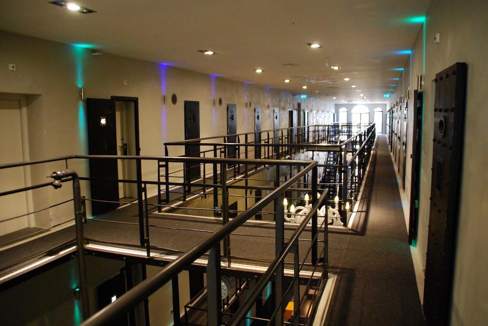 Hotel Het Arresthuis Roermond Nederland