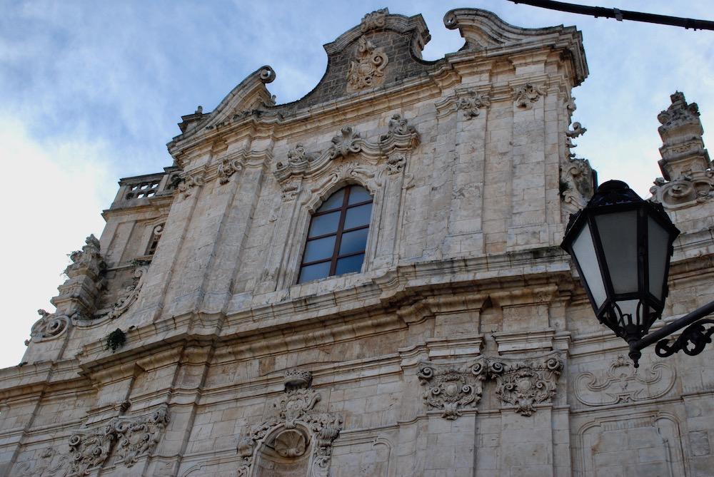 San Vito Martire Ostuni Puglia Italië