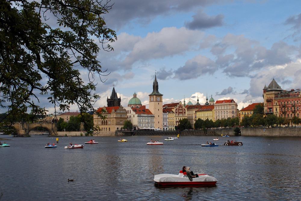 Wat kost een stedentrip Praag Tsjechië