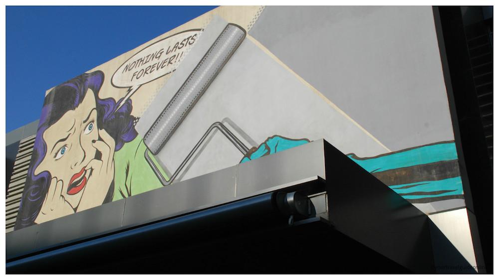 D'Face street art Dubai