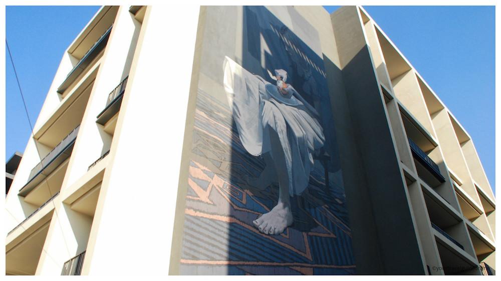 Etam Cru street art Dubai