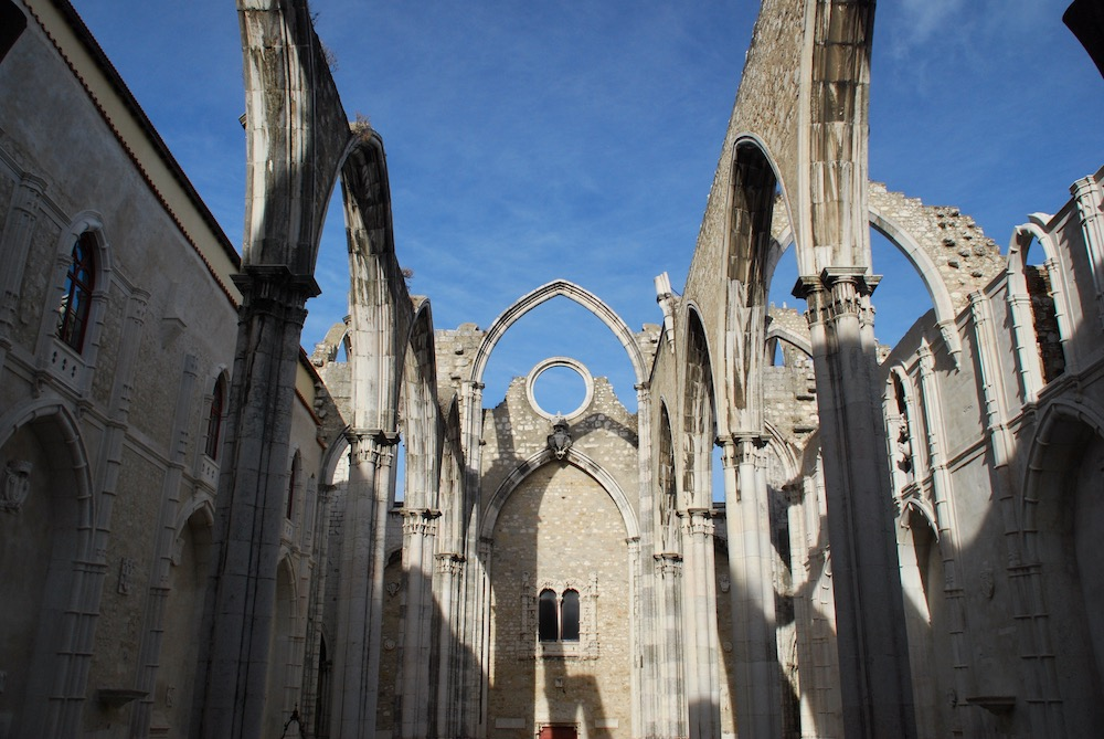 Convento do Carmo Lissabon Portugal