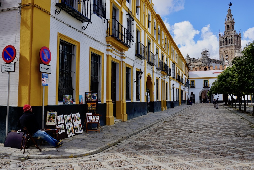 Wat kost een stedentrip Sevilla Spanje