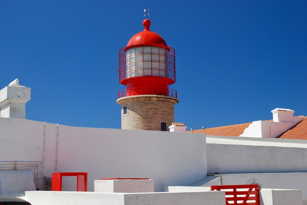 Cabo de São Vincente Algarve Portugal