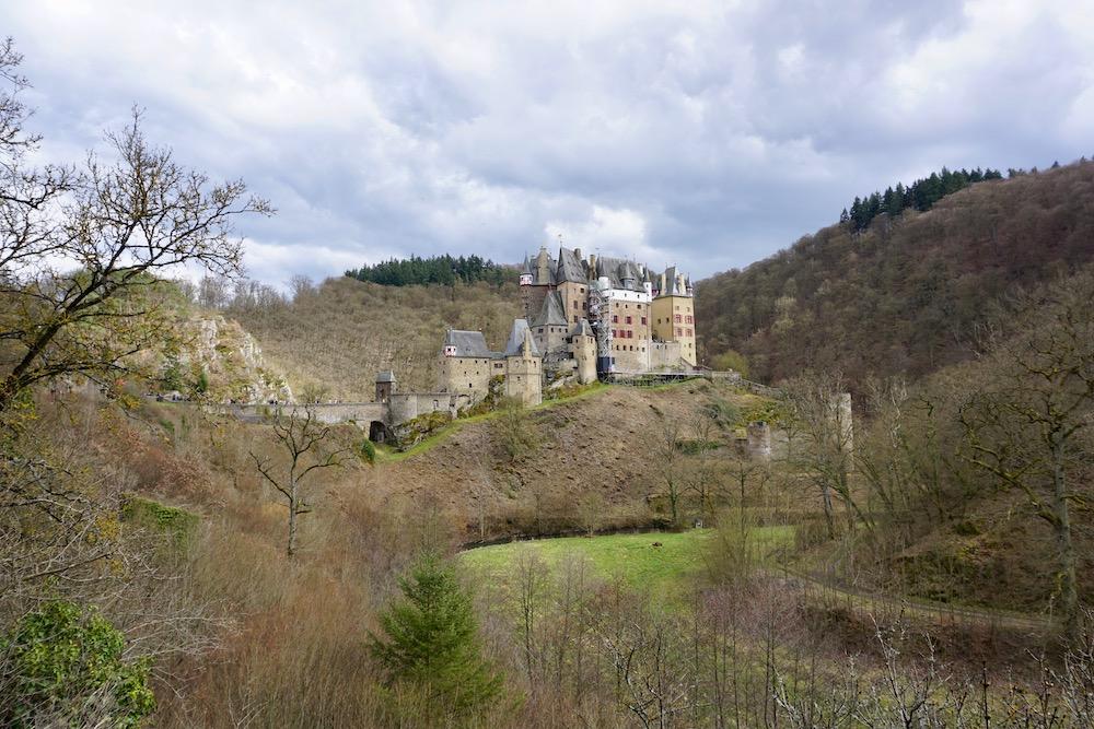 Burg Eltz Wierschem Duitsland