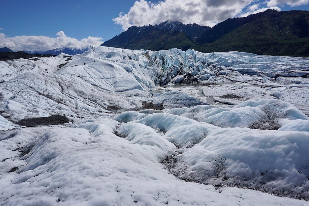 Matanuska Glacier Mat-Su Valley Alaska