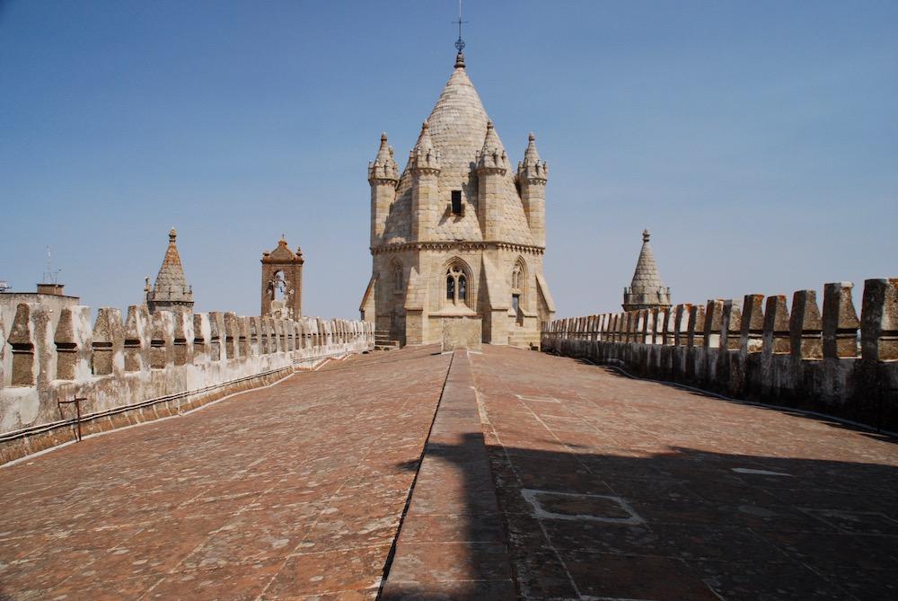 Sé Catedral de Évora Portugal