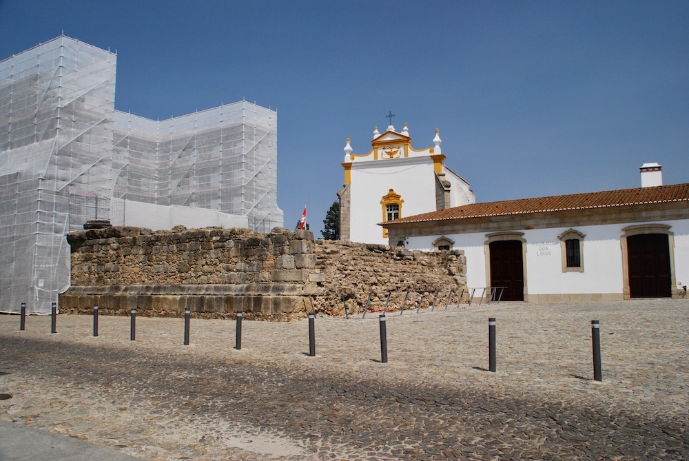 Templo Romano de Évora Portugal