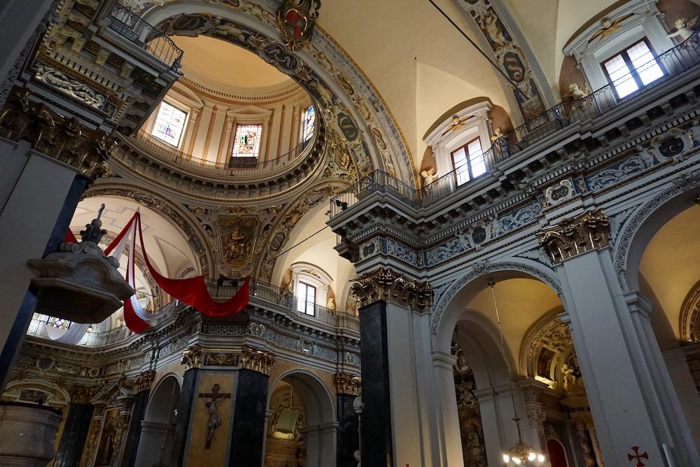 Cathédrale Sainte Reparate de Nice Frankrijk
