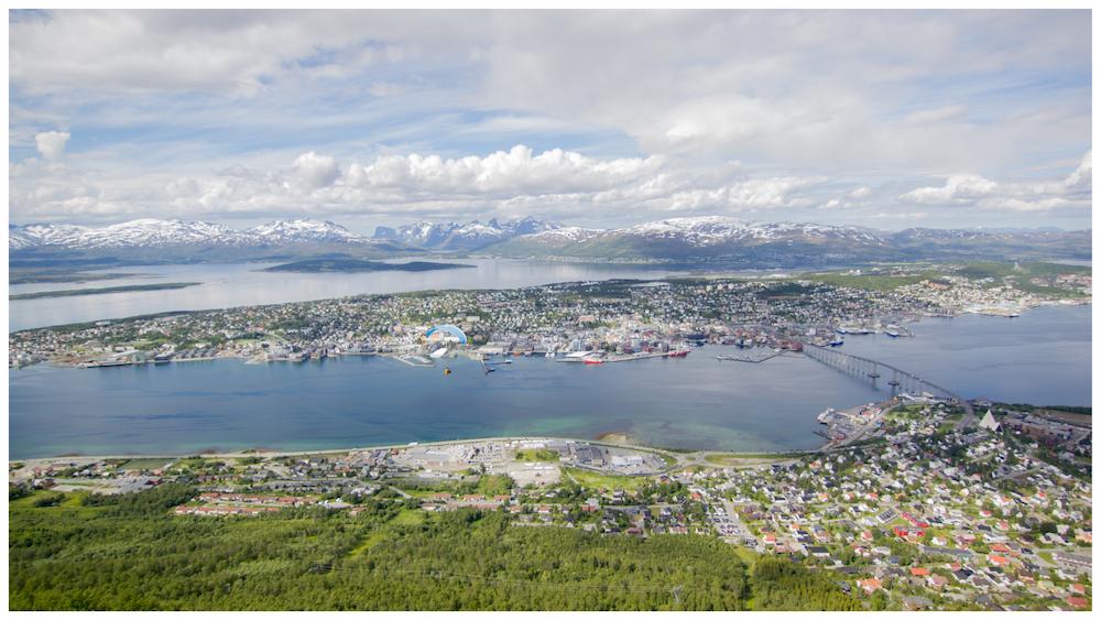 Roadtrip Noord-Noorwegen Tromsø Noorwegen