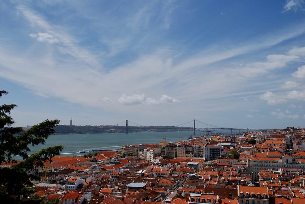 Doen in Lissabon Castelo de São Jorge Lissabon Portugal