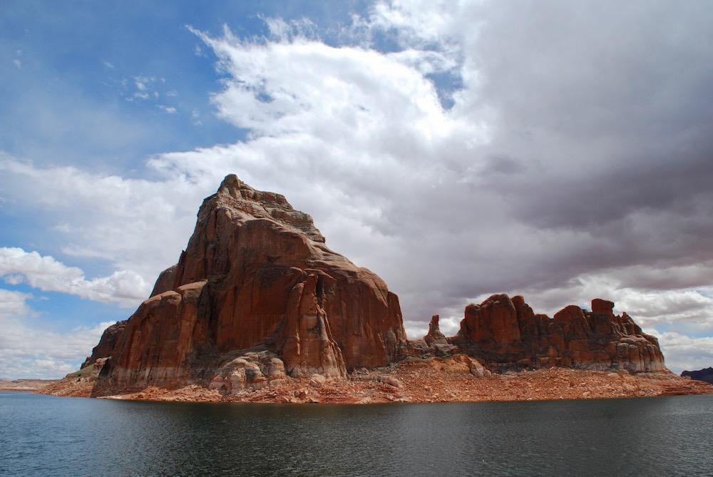 Bezienswaardigheden Page Lake Powell Arizona Verenigde Staten