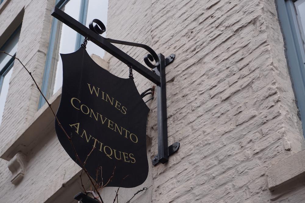 Eten en drinken in Leuven Convento