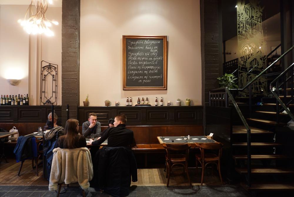 Eten en drinken in Leuven Notre Dame