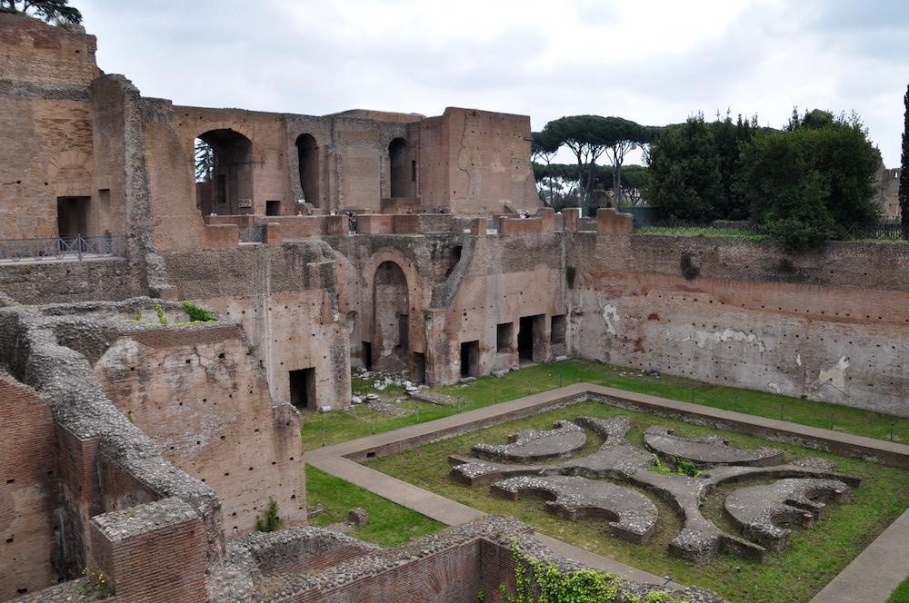 Forum Romanum Rome Italië