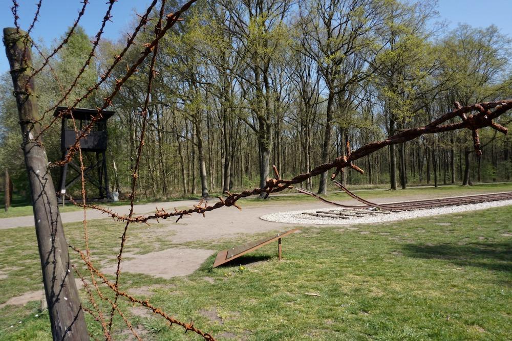 Herinneringscentrum Kamp Westerbork Drenthe