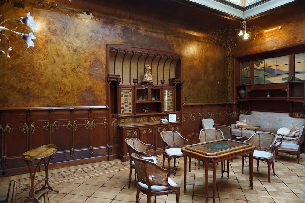 Maison Losseau Mons België