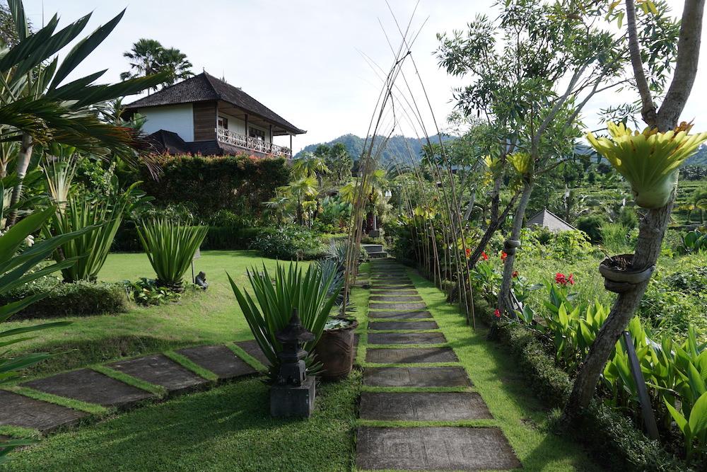 Accommodaties Bali Sawah Indah Villa Sidemen