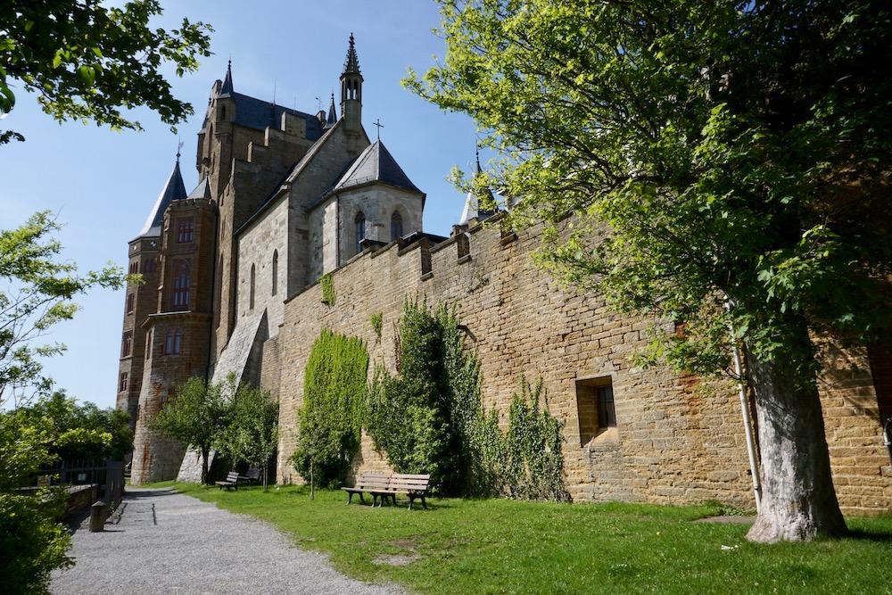 Burg Hohenzollern Duitsland