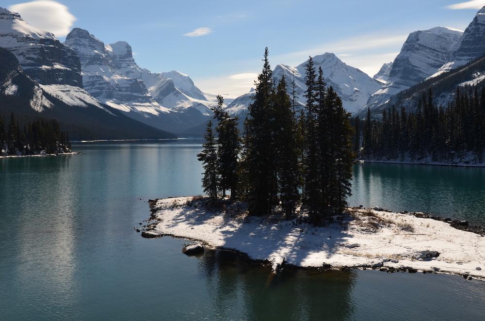De mooiste nationale parken ter wereld Jasper National Park Canada
