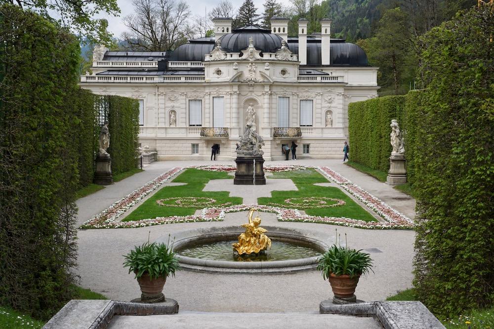 Schloss Linderhof Duitsland
