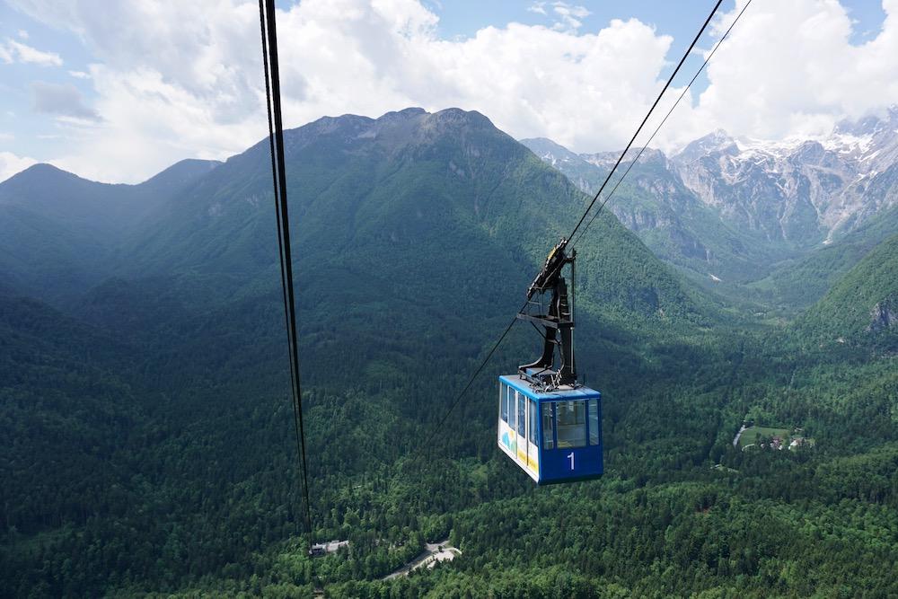 Velika Planina Slovenië