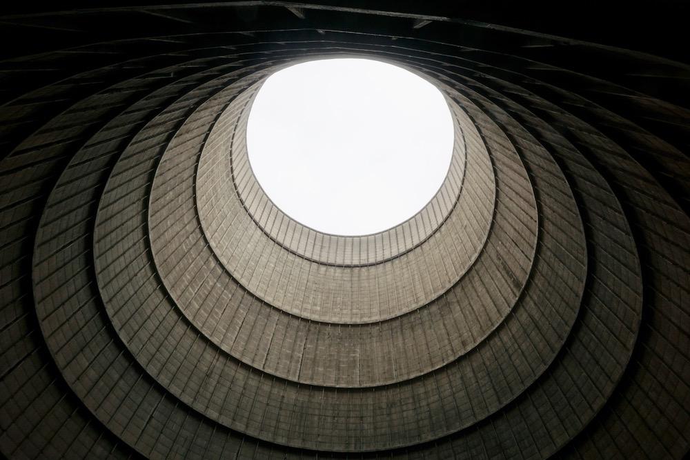 Power Plant IM elektriciteitscentrale Monceau-sur-Sambre Charleroi België