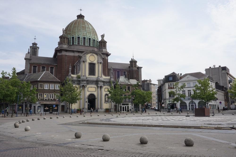 Stedentrip Charleroi België