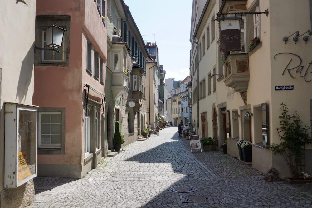 Stedentrip Duitsland Lindau