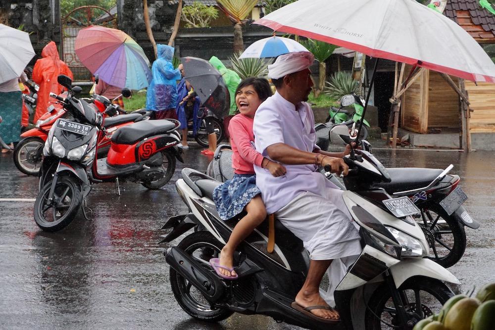 Beste reistijd Bali Indonesië